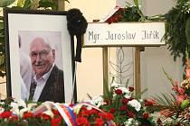 Hokejová legenda Jaroslav Jiřík zemřel tragicky 11. července 2011.