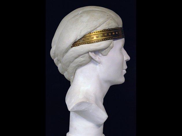 Podoba princezny z Býčí skály podle antropologů.