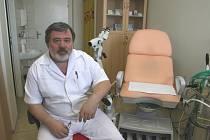 Gynekolog Karel Klanica