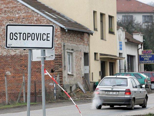 Ostopovice na Brněnsku.