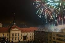 Vánoce na brněnské radnici.