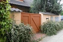Dům, kde Kevin Dahlgren vraždil.