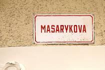 Masarykova ulice v Brně.
