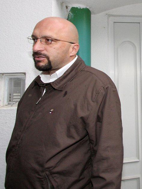 Mluvčí Národní strany Pavel Sedláček.