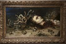 Nejstarší podoba obrazu je malovaná na dřevě.
