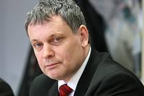 Starosta Kuřimi Drago Sukalovský.