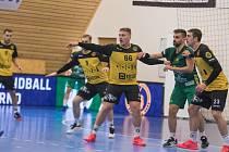 V prvním brněnském derby této sezony zvítězilo Královo Pole 36:19.