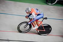 Na brněnském velodromu se konal 53. ročník závodu v dráhové cyklistice 500+1 kolo.