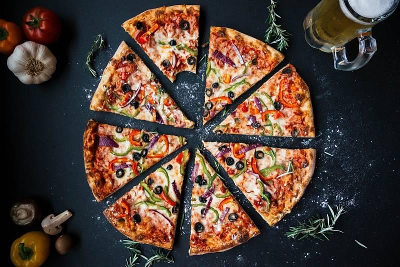 Dáme jídlo? Pizzu na jižní Moravě v oblíbenosti dohání asijská kuchyně.
