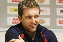 Hokejista Tomáš Pospíšil.