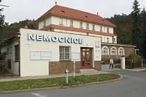 Nemocnice v Tišnově - ilustrační foto.