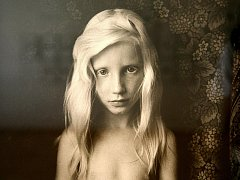 Výstava německé fotografky Sibylle Bergemann.