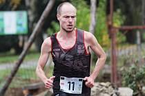 Běžec Lukáš Soural.