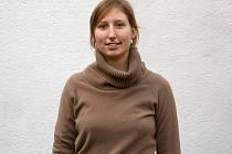 Hana Kašpaříková.