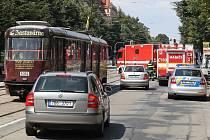 Štefánikova ulice v Brně.