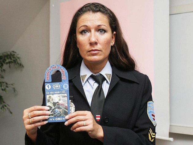 Brněnští strážníci od prosince zahájí kampaň proti zlodějům.