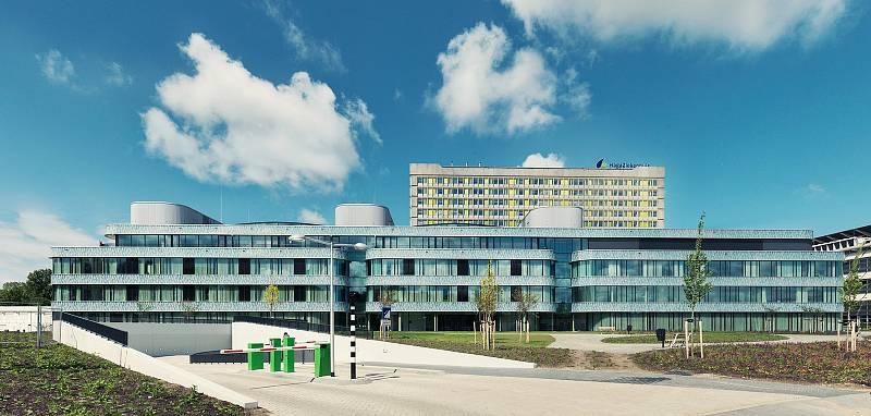 Nemocnice Haga, Göteborg, Švédsko.