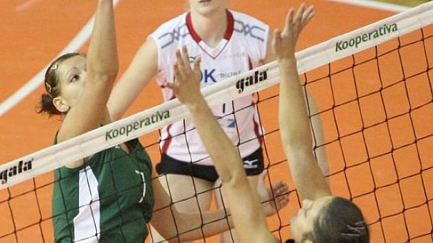 Pavla Vincourová a Šárka Melichárková z KP Brno.