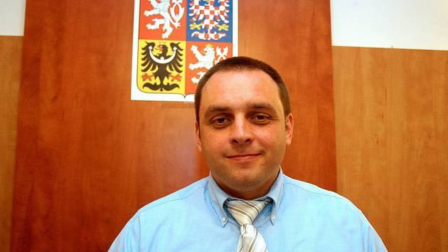 Starosta Medlánek Michal Marek.