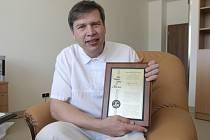 Kardiolog Tomáš Kára.