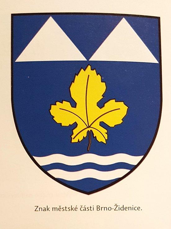 Znak městské části Brno-Židenice