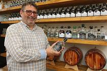Majitel Little Urban Distillery Robert Urbánek