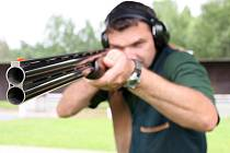 Brněnský střelec Petr Hrdlička ovládl trap na olympiádě v Barceloně.