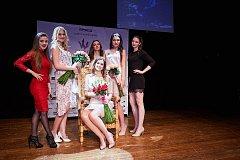 Jihomoravské kolo soutěže Miss Opravdová krása vyhrála Denísa Štulíková