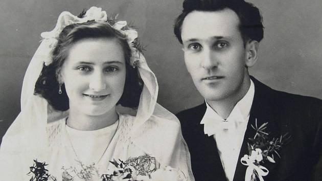 Vzpomínky na svatbu brněnského bratrance Sváti.