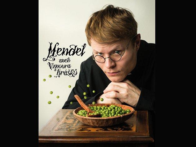 Městské divadlo uvede premiéru nové hry o vědci Mendelovi.