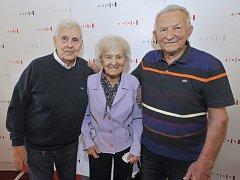 Vítězslav Svozil se v pondělí dožívá úctyhodných 85 let a právě proto v tento den v poledne startuje Brněnský rok sportu.