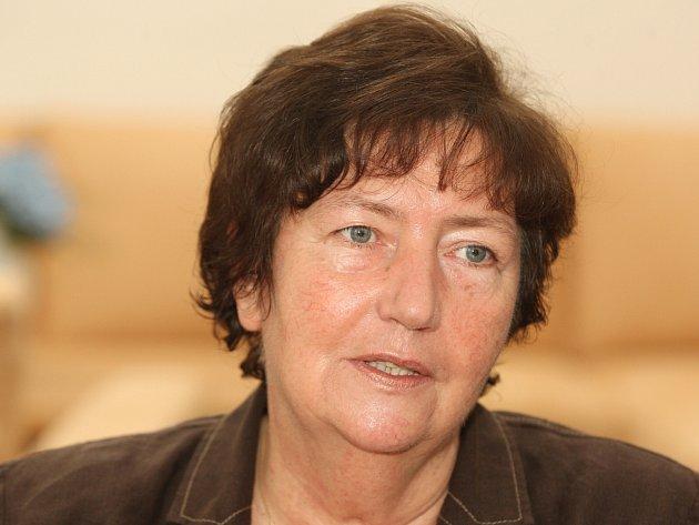 Dagmar Lastovecká.