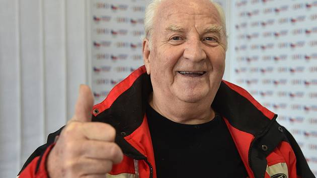 Karol Divín, legenda krasobruslení.