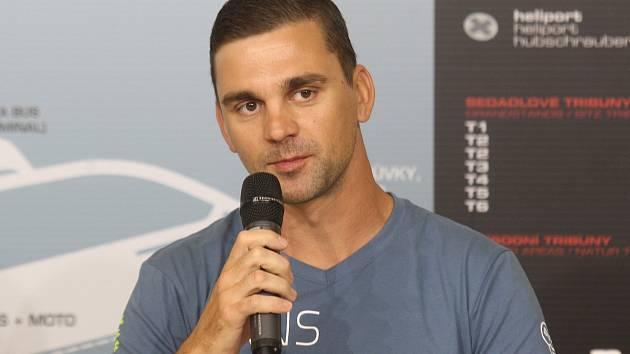 Mít v Tokiu dva sprintery ve dvou disciplínách bude dokonalé, doufá kouč Klimeš