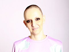 Lucie Bittalová. Autorka kampaně Měsíc raka upozorňující ženy na rakovinu děložního čípku.