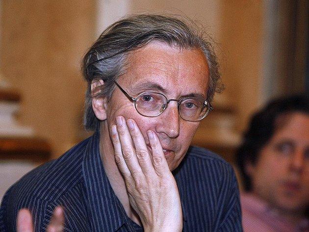 Jan Antonín Pitínský.
