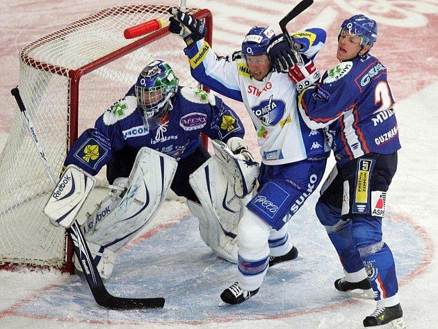 Ivan Huml (uprostřed)
