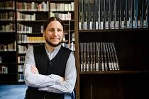 Historik umění Ivan Foletti z Filozofické fakulty Masarykovy univerzity.