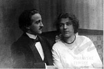 Spisovatel Lev Blatný se věnoval próze i poezii. Působil také jako divadelní kritik.