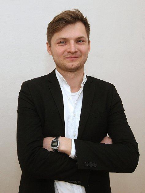 Architekt Michal Krištof.