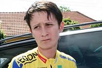 Martina Sáblíková oblékla cyklistický dres