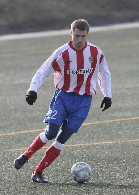 Chorvatský stoper Josip Šoljič.