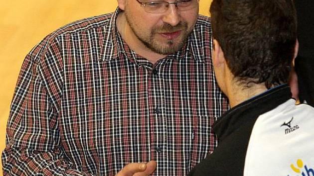 Generální ředitel klubu Martin Gerža.