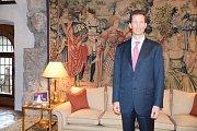 Korunní princ Alois von und zu Liechtenstein