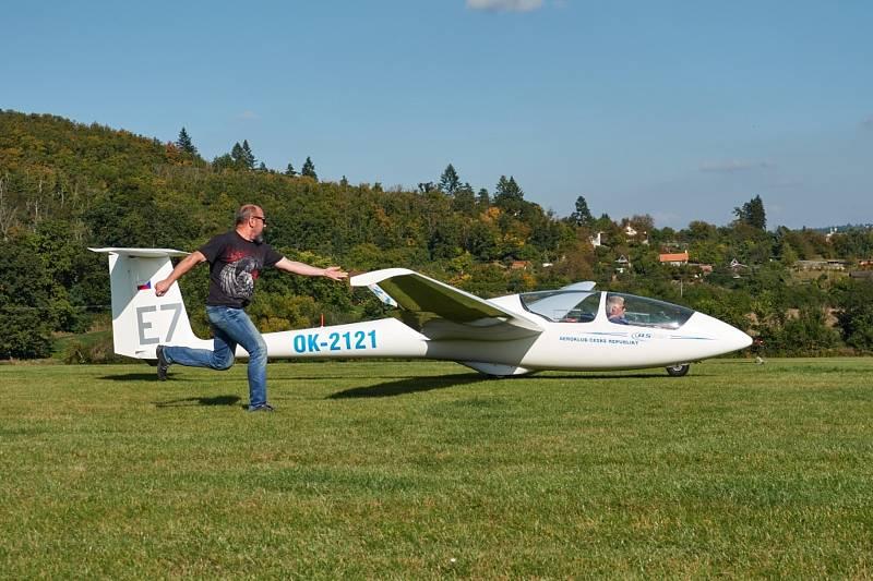 V Brně-Medlánkách se uskutečnila soutěž vletecké akrobacii nakluzácích.