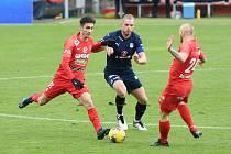 Fotbalisté Slovácka v prosinci podlehli Zbrojovce Brno 1:2.