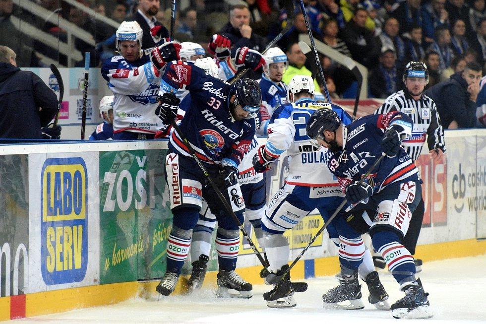 HC Kometa Brno v bílém proti HC Vítkovice