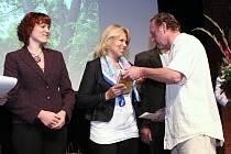 Strom roku vyhlásila ve čtvrtek večer Nadace Partnerství v brněnském Divadle Husa na provázku.
