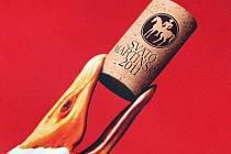 Svatomartinské víno - ilustrační foto.