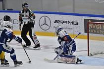 Hokejisté Komety hostili naposledy v sezoně Litvínov.